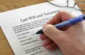 testamento eredità